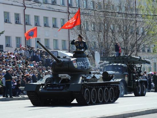 9 мая в Хабаровском крае пройдет более 200 массовых мероприятий