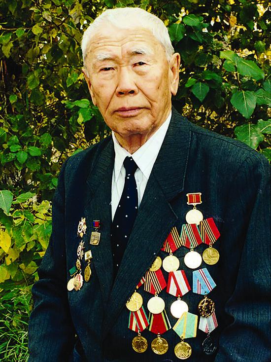 Последний в Бурятии герой Сталинградской битвы
