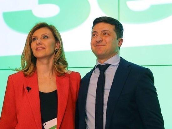 Елена Зеленская не обращалась по вопросу оформления квартиры в Крыму