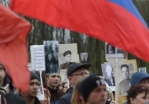 Сталина и военачальников исключили из колонны «Бессмертного полка» в Туле
