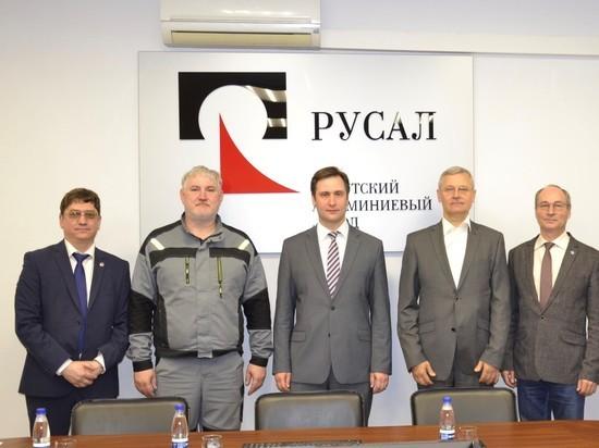 В Минздраве ознакомились с организацией охраны труда и здоровья на российских алюминиевых заводах
