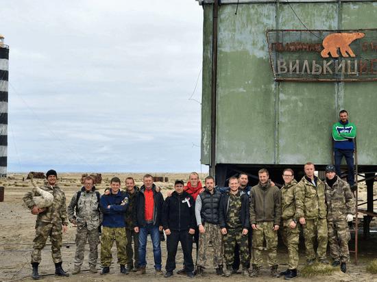 На Ямале набирают добровольцев в экспедицию на остров Вилькицкого