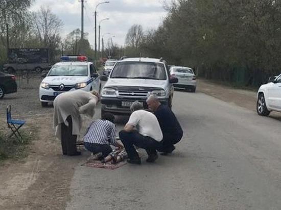 За день в Уфе под колеса авто попали два велосипедиста
