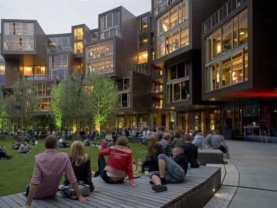 В Новосибирске появится первый в России межвузовский кампус