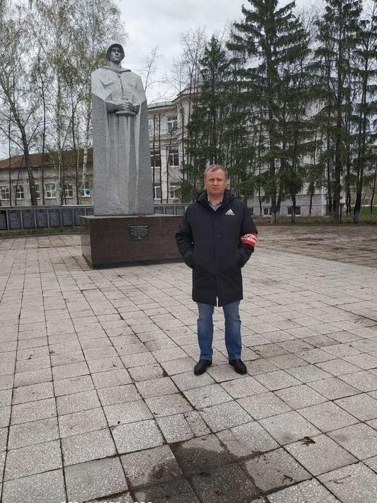В Заволжском районе Ульяновска памятники героям ВОВ взяты под круглосуточную охрану