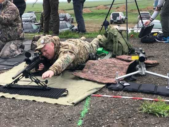В Волгограде прошли соревнования по высокоточной стрельбе
