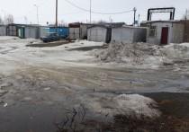 Житель Лабытнанги пожаловался на разлив фекальных стоков