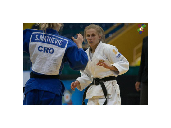 Псковичка выиграла «золото» Кубка Европы по дзюдо