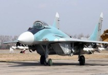 Украинские МИГ-29 в Крыму пойдут на металлолом