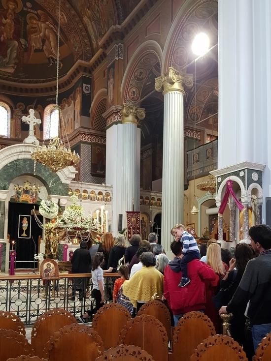 Как на Крите отмечают православную Пасху