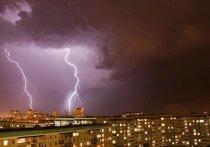 9 мая на всей Кубани ожидаются грозы и усиление ветра