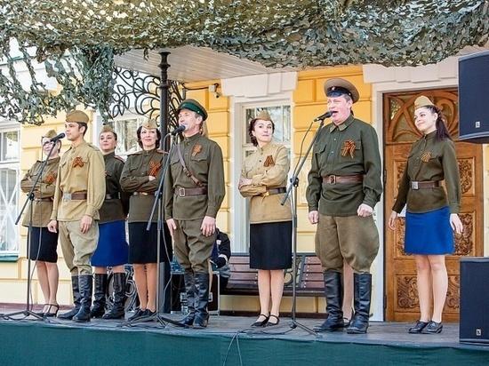 Актеры Волковского театра споют два концерта 9 мая