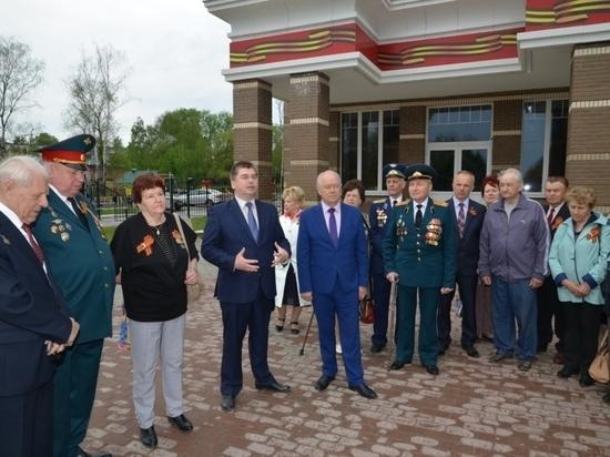 Будущий музей Жукова представили в Калуге