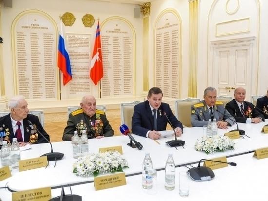Волгоградские фронтовики: «Бочаров способен укрепить позиции региона»