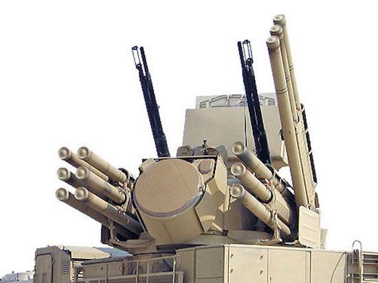 «Панцирь» «прикрыл» системы ПВО в ВВО