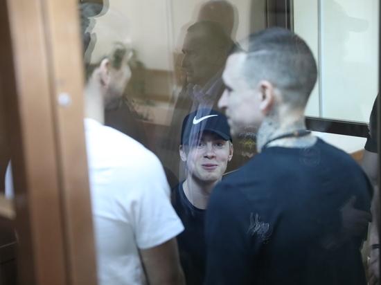 Объявлен приговор Кокорину и Мамаеву: получили реальные сроки
