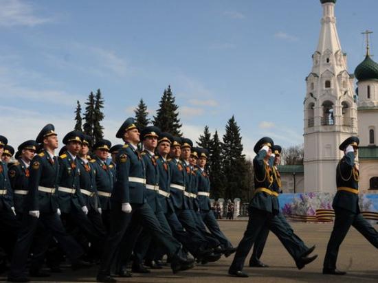 Парад Победы в Ярославле покажут в прямом эфире