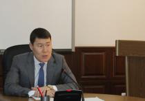 Глава калмыцкой столицы находится на допросе в следственном комитете