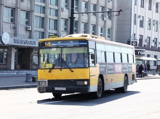 Автобусы доставят домой хабаровчан после праздничного салюта