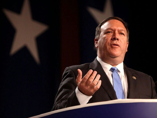 Помпео призвал Запад присоединиться к американским санкциям против Ирана
