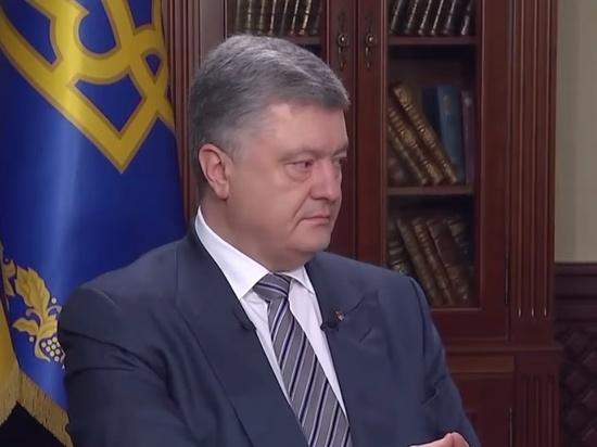 Порошенко заявил о ретушировании истории Великой Отечественной воны