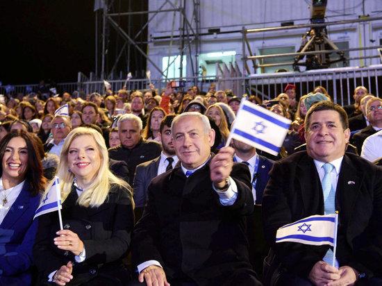 Премьер-министр принял участие в государственной церемонии зажжения факелов в честь 71-й годовщины независимости Израиля