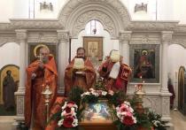 Русский храм в австрийском городе Лаа провёл службу в память погибших во Второй мировой войне