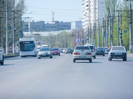 Центр Волгограда открыли для проезда транспорта