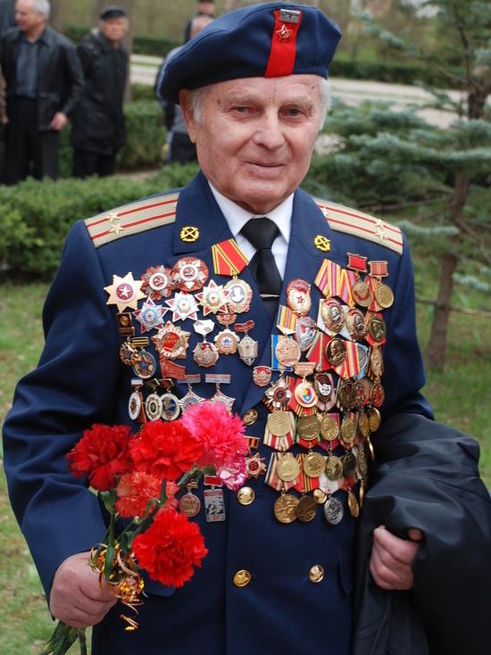 День Победы: крымские ветераны вспоминают свои боевые молодые годы