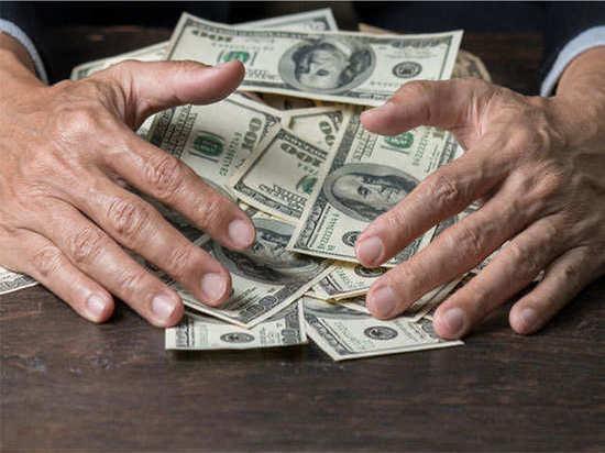 Американцы считают чужие деньги