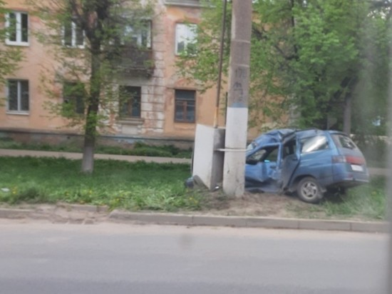 Авария со смертельным исходом омрачила День Победы в Иванове