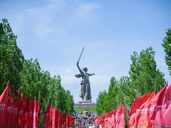 Известные волгоградцы поздравили ветеранов с Днем Победы