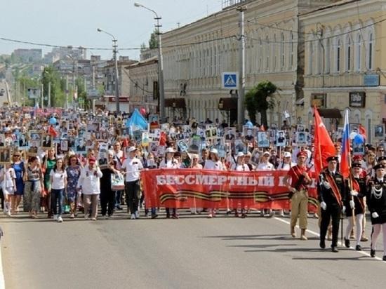 Торжественный парад в честь Дня Победы прошел в Камышине
