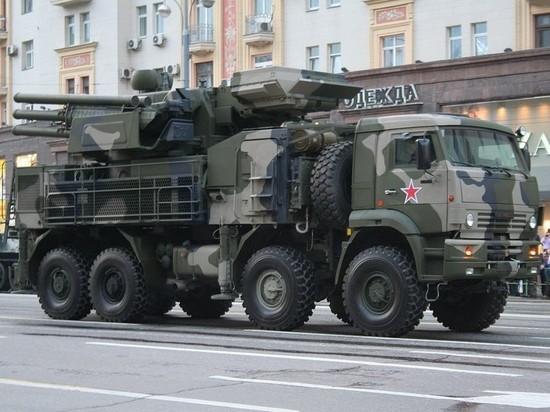 """Эксперт раскритиковал возможности израильской ракеты по """"убийству """"Панцирей"""""""