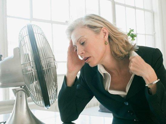 В Ульяновской области начинается аномальная жара