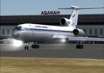 Самолет из Абакана в Москву будет летать каждый день