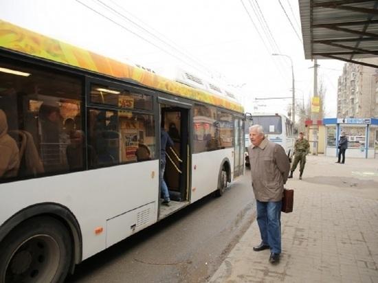 290 тысяч волгоградцев перевез городской транспорт 9 мая