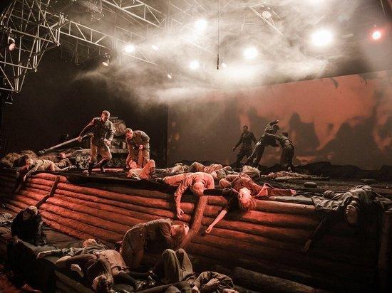«Театр Великой войны» собрал несколько тысяч зрителей в Екатеринбурге