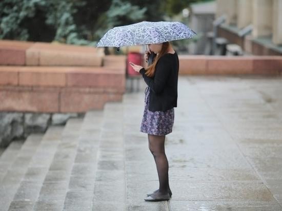 Грозы и дожди надвигаются на Волгоградскую область