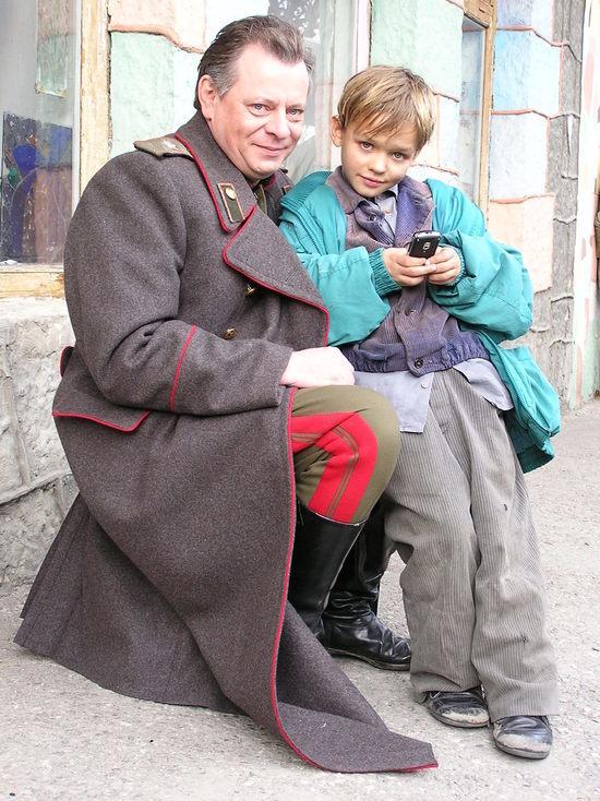 Лиза Арзамасова и Вадим Андреев на пеpекрестках войны в Крыму
