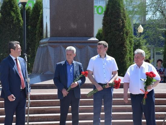 Память политика Гейдара Алиева почтили в Ульяновске