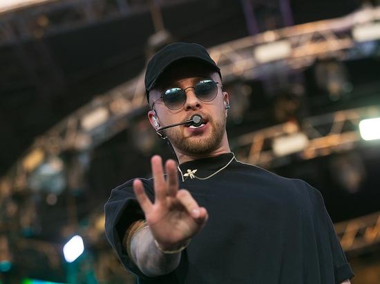 Егор Крид отменил выступление в Москве