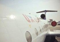 В аэропорту Шереметьево отменили вылет самолета в Ижевск