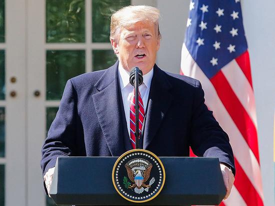 Трамп намерен ввести повышенные тарифы на весь китайский экспорт