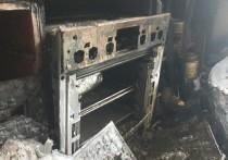 В Оренбурге на пожаре в многоэтажке спасли 25 человек