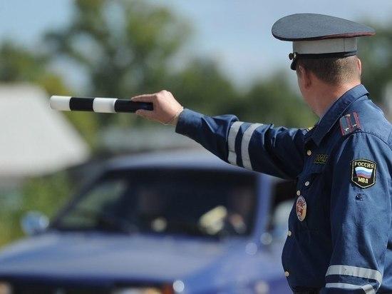 Омская ГИБДД объявила облаву на пьяных водителей