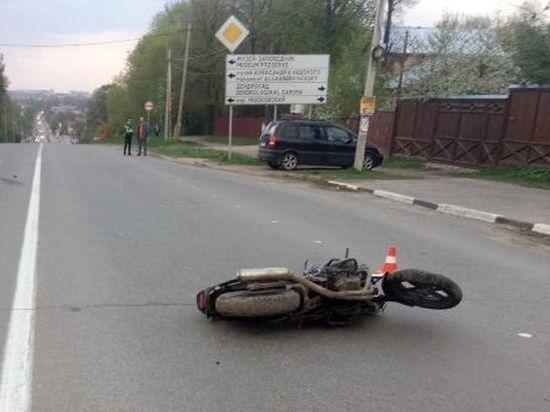 В Ярославской области погиб очередной молодой мотоциклист