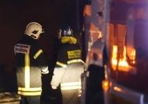 Пожар в Волжском: из-за забытой еды на плите пострадал человек