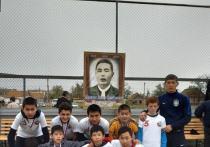 Памяти солдата войны из калмыцкого Улан Хола