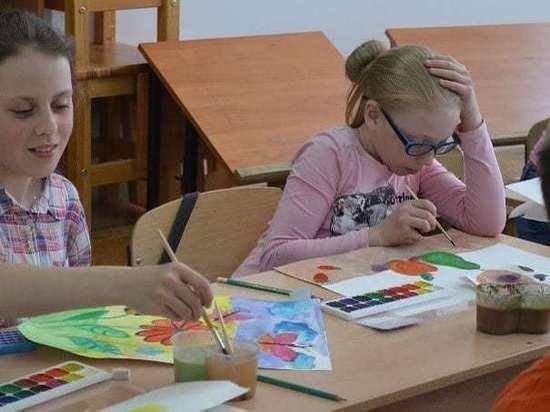 Детей Салехарда приглашают в творческую летнюю школу